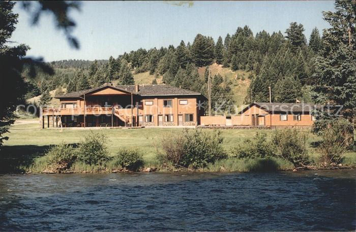 Gallatin Gateway Rainbow Ranch Lodge Kat. Gallatin Gateway