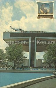New York City Worlds Fair 64 Heliport and Exhibit Building / New York /