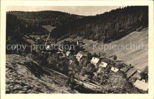 Fehrenbach Thueringer Wald Totalansicht Kat. Masserberg