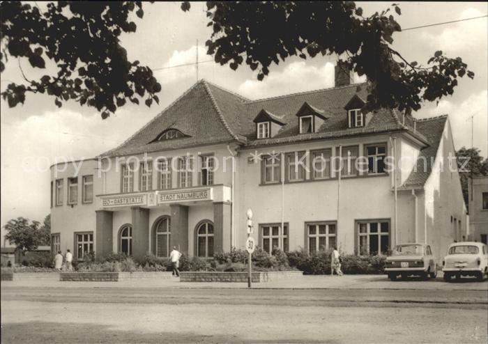 Naumburg Saale HO Gaststaette Stadt Naumburg  Kat. Naumburg