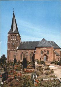 Thedinghausen Kirche Cosma und Daimian Kat. Thedinghausen