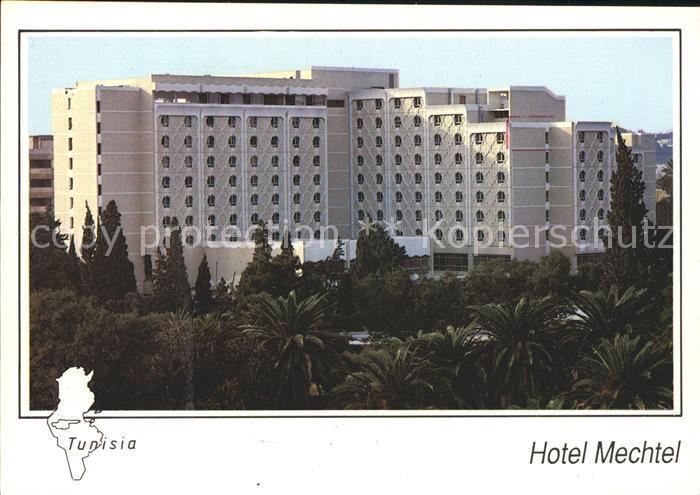 Tunis Hotel Mechtel  Kat. Tunis