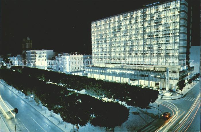 Tunis Hotel International  Kat. Tunis