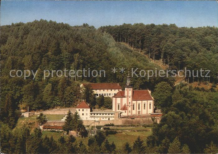 Lohr Main Kloster Maria Buchen Kat. Lohr a.Main