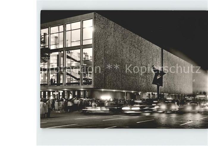 Berlin Deutsche Oper Berlin Kat. Berlin