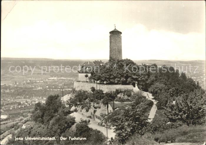 Jena Fuchsturm Kat. Jena