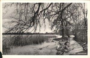 Zarrentin Promenade am Wasser Kat. Zarrentin Schaalsee