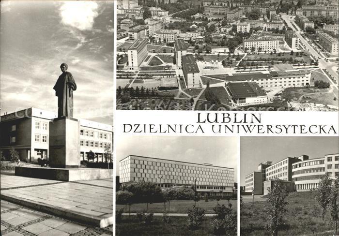 Lublin Lubelskie  Kat. Lublin