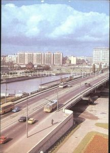 Kaliningrad Estakadenbruecke Kat. Kaliningrad