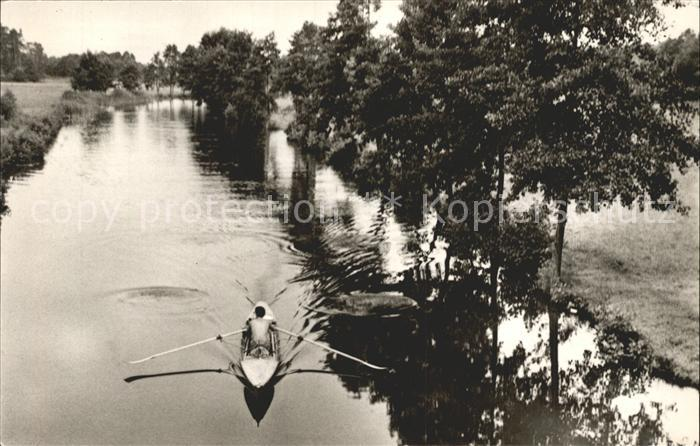 Wendisch Rietz Storkower Kanal Kat. Wendisch Rietz