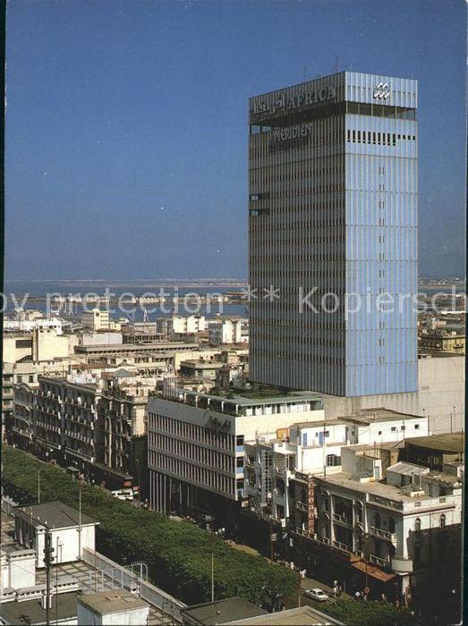 Tunis Hotel Meridien Kat. Tunis