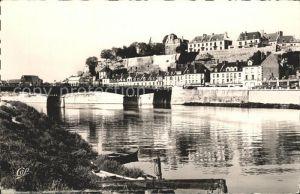 Pontoise  Val d Oise Pont Ville neuve  Kat. Pontoise