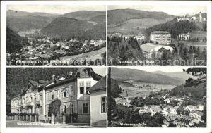 Weissenbach Triesting Schneeberg Neuhaus Weissenbach Triestingheim Kat. Weissenbach an der Triesting