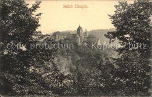 Elbogen Tschechien Schloss Kat. Loket