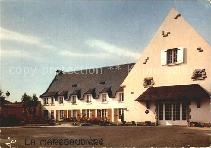 Vannes Hotel La Marebaudiere Kat. Vannes