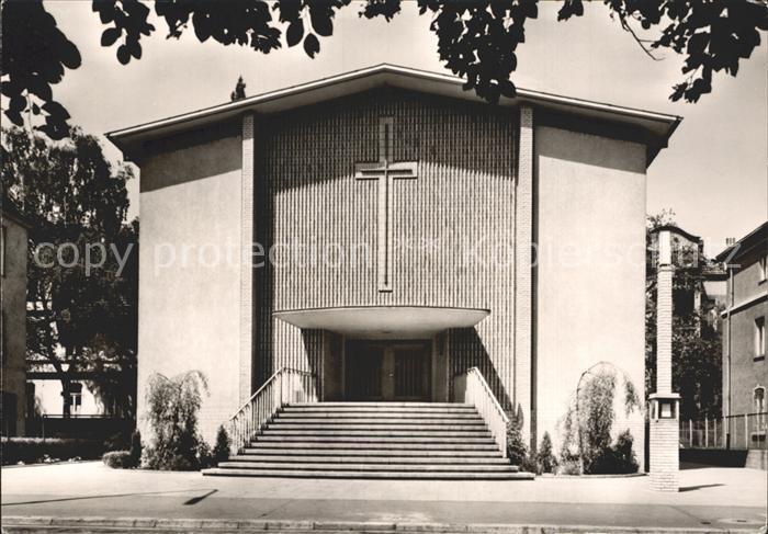Hannover Kirche Kat. Hannover