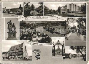 Hanau Main  Kat. Hanau