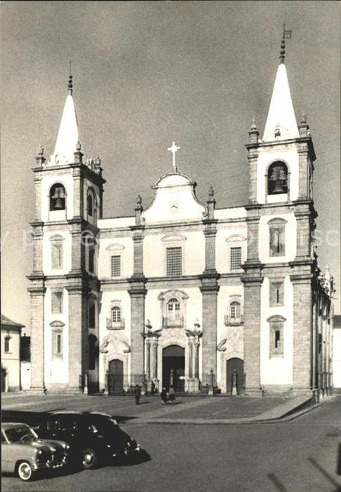 Portalegre Kathedrale Kat. Portalegre