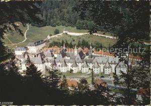 Grande Chartreuse Vue d ensemble du Couvent Kat. Saint Pierre de Chartreuse