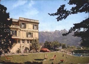 Bad Ragaz Hotel Wartenstein Alpenblick Kat. Bad Ragaz