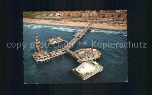Scheveningen Pier met 4e eiland Fliegeraufnahme Kat. Scheveningen