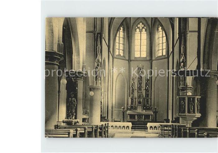 Braunsrath Katholische Pfarrkirche  Kat. Waldfeucht