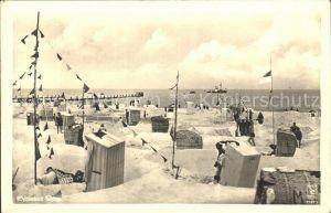 Deep Pommern Strand  Kat. Mrzezyno