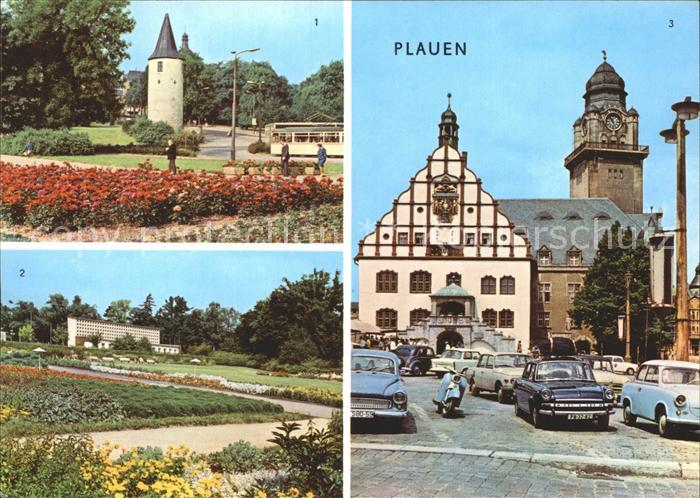 plauen nonnenturm am tunnel 1967 nr 0053792 oldthing ansichtskarten deutschland plz 01. Black Bedroom Furniture Sets. Home Design Ideas