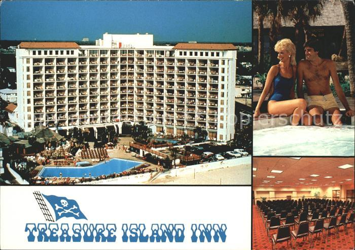 Daytona Beach Treasure Island Inn Kat Nr Kg27966