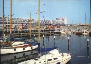 Kiel Schilksee Olympiahafen Kat. Kiel