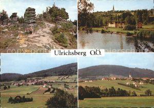 Ulrichsberg Oberoesterreich See Ansichten Kat. Ulrichsberg