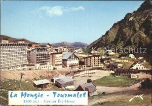 Bagneres de Bigorre La Mongie Touzmalet Kat. Bagneres de Bigorre