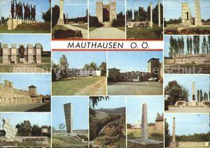 Mauthausen Oberoesterreich Konzentrationslager Kat. Mauthausen