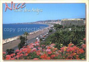 Nice Alpes Maritimes Baie des Anges Kat. Nice