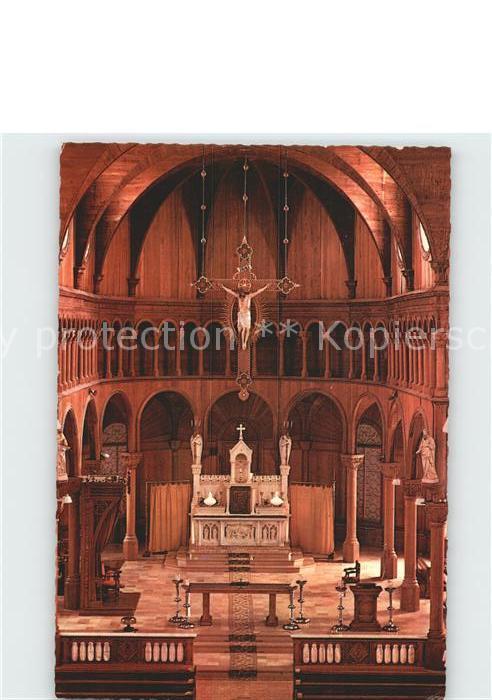 Paramaribo Inneres Kathedrale Roman Catholic  Kat. Paramaribo