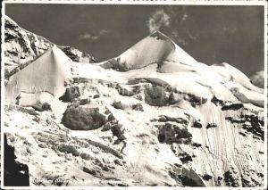 Jungfraujoch Silberhorn Kl. Scheidegg  Kat. Jungfrau