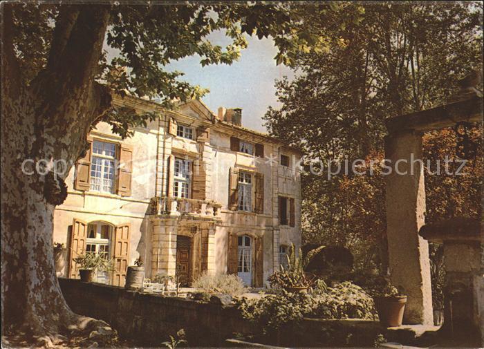 Saint Remy de Provence Roussan Chateau  Kat. Saint Remy de Provence