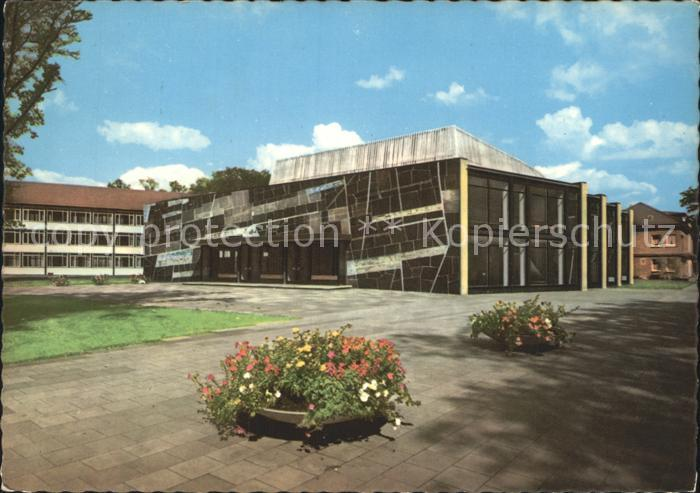 Nordhorn Konzert und Theatersaal Kat. Nordhorn