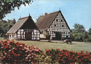 Bad Oeynhausen Heimatmuseum im neuen Kurpark Kat. Bad Oeynhausen