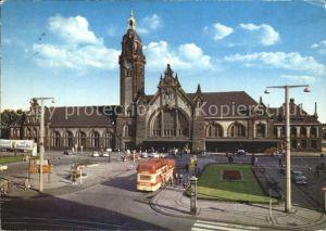 Krefeld Hauptbahnhof Kat. Krefeld