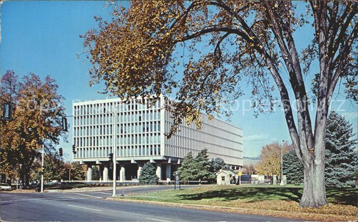 Idaho City U.S. Federal Building Kat. Idaho City