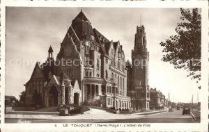 Le Touquet Paris Plage Hotel de Ville Kat. Le Touquet Paris Plage