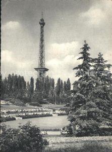 Berlin Sommergarten am Funkturm Kat. Berlin