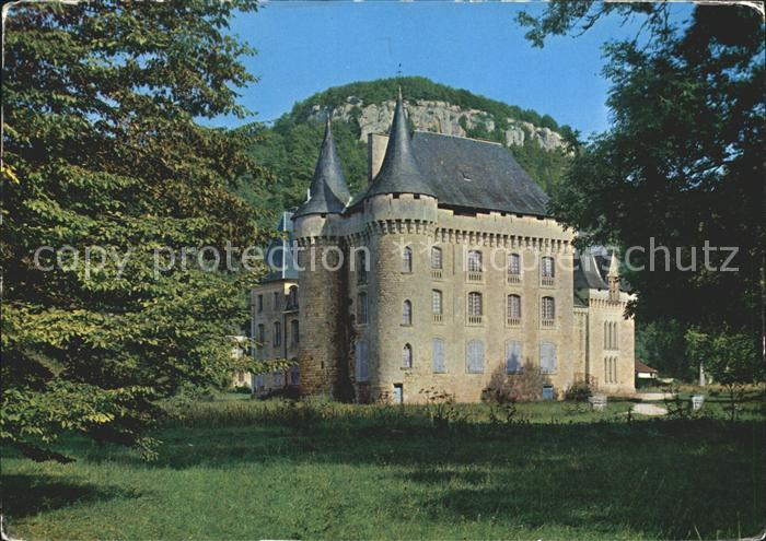 Le Bugue Chateau de Campagne Schloss Kat. Le Bugue