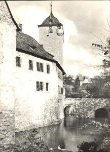 Kapellendorf Wasserburg Kat. Kapellendorf