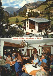 Nauders Tirol Hotel Erika Kat. Nauders