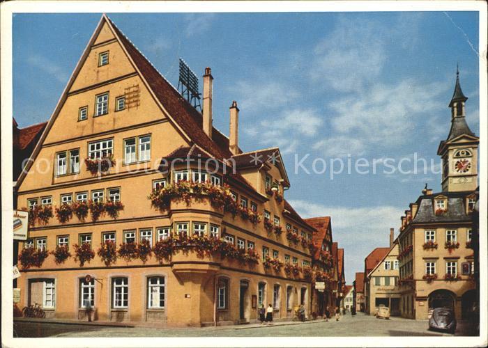Aalen Rathaus Kat. Aalen