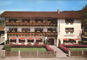Oberammergau Hotel Pension Schilcherhof Kat. Oberammergau