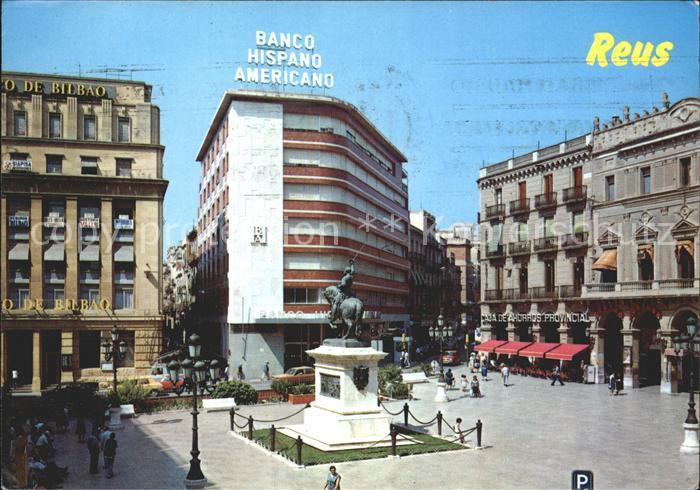 Reus Plaza Prim Kat. Reus