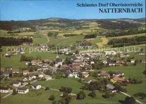 Natternbach Fliegeraufnahme Kat. Natternbach